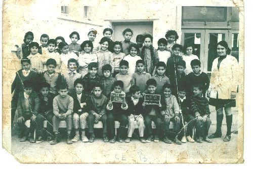 PHOTO SOUVENIR DE CLASSE