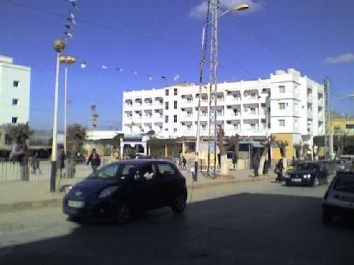 vue de l'esplanade du 10/10/80 (2009)