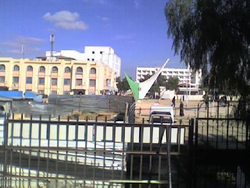 vue de l'esplanade du 10/10/80 / 2009