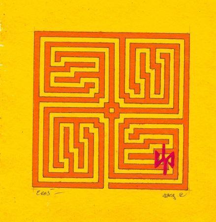 labyrinthe chretien d'orleansville