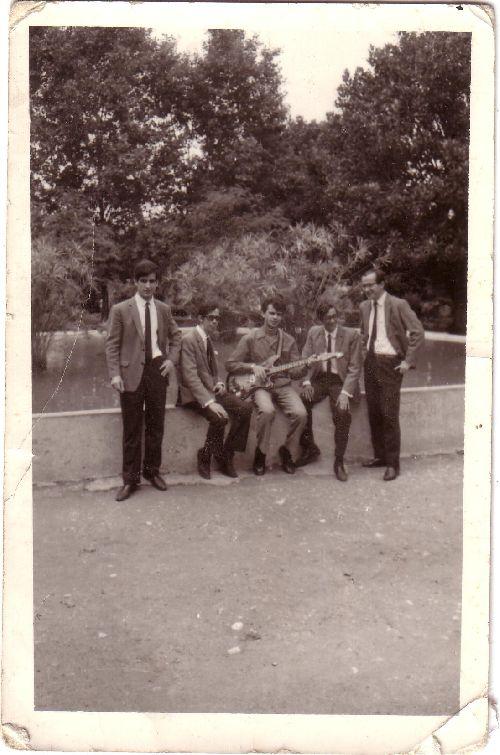 LES RANGERS EN 1970