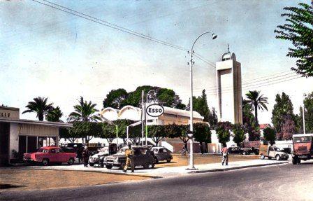 la mosquée colorisée