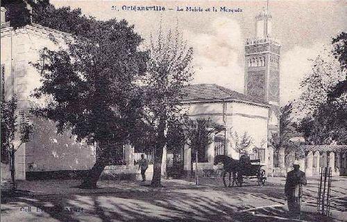 la mairie et la mosquée