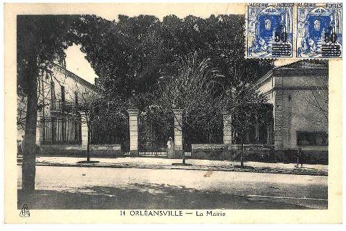 LA MAIRIE AVANT 1954