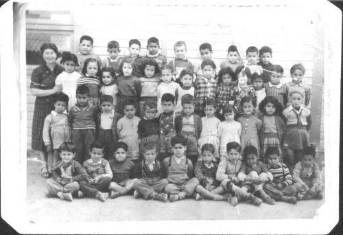 Ecole Maternelle 1956