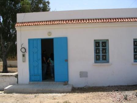 Local de la coopérative Mesdakia à asjen