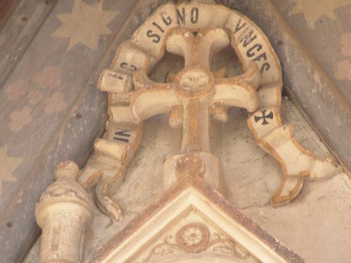 Croix du fronton