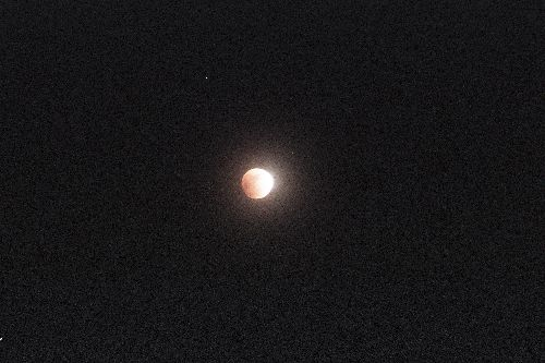 2- Lune, Saturne, Régulus