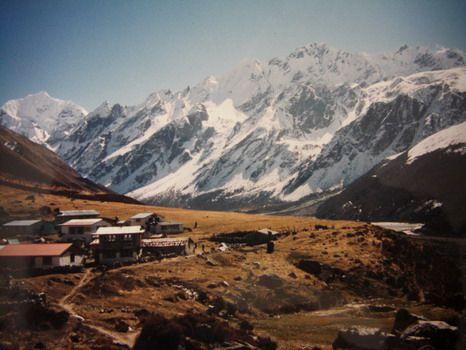 1998 : Retour au Langtang aprés 4 ans d\'absence