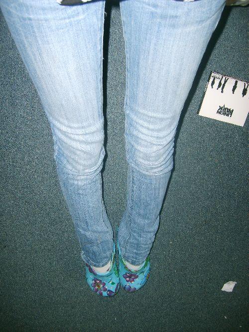 Mes longueeeeees jambes ^^
