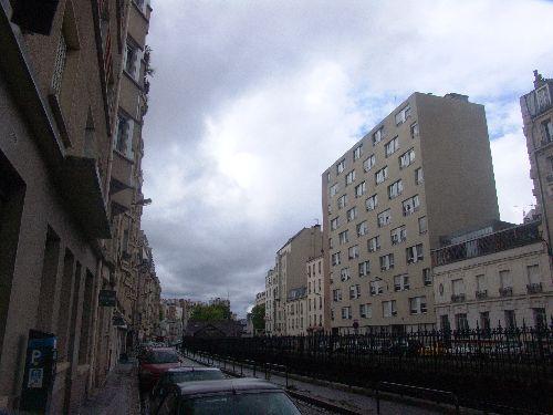 Photo prise a Paris - 8MP - 19 Août 2007 il n\'y a rien