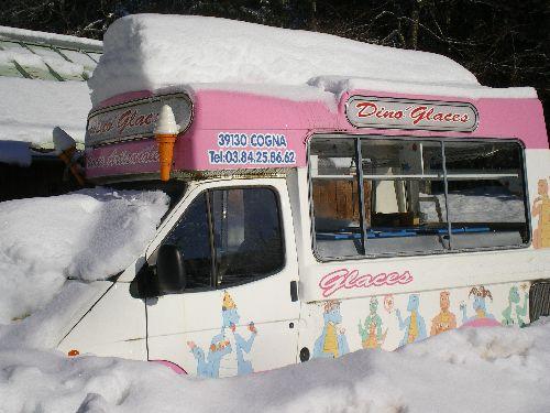 Camion de Glace(s) ;) - Jura Janv. 2009