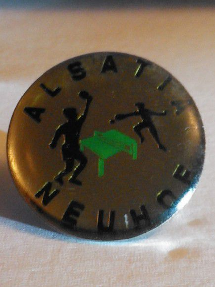 Pin's du club Alsatia Neuhof