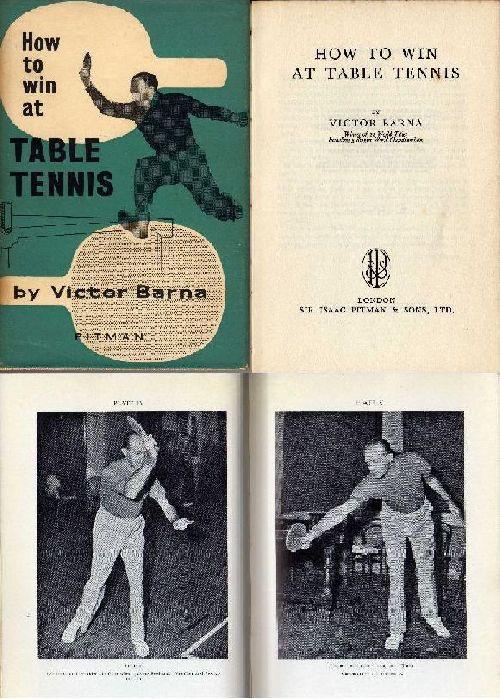 Livre Victor Barna