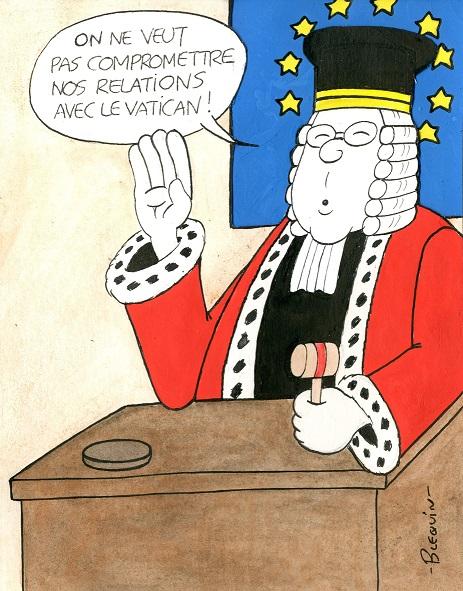 05-09-Bizarreries du droit-La justice européenne et les religions.jpg