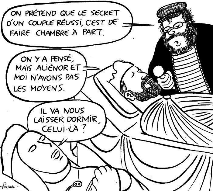 10-12-Aliénor d'Aquitaine et Richard Coeur de Lion-Chambre à part.jpg