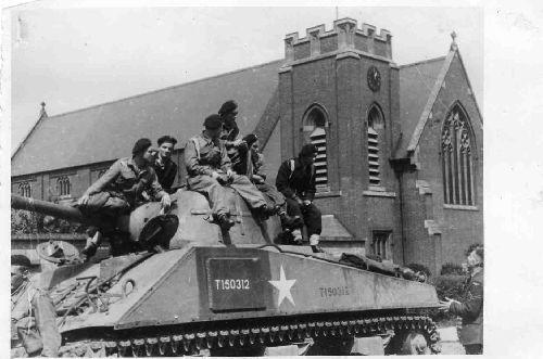 Sherman polonais