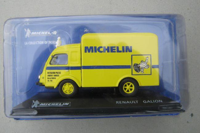 Renault galion publicité michelin, edition fabbri 6?