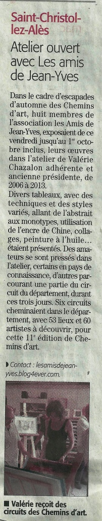 Midi libre 3 oct 2017  AJY Chemins d'art.jpg