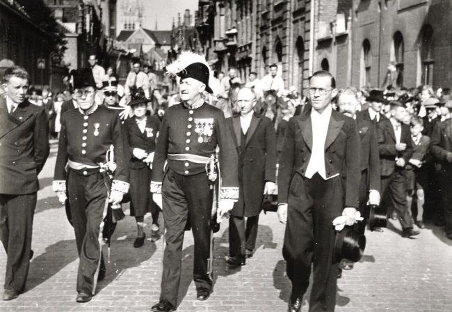 Liberation de Ypres sept 44