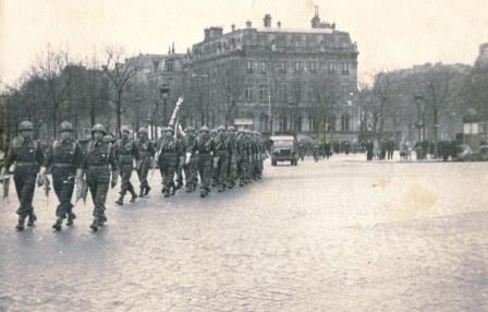 Paris mai 1945