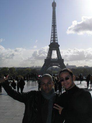 Balade incontournable à la Tour Eiffel - Sylvie et Réginald