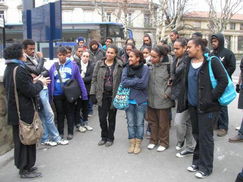 Visite guidée de Saint-Etienne