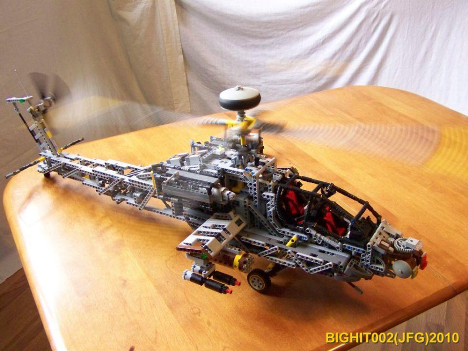 MONTAGE LEGO - MANIA RAPIDOS2