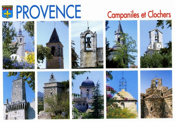 Carte postale campaniles et clochers.jpg