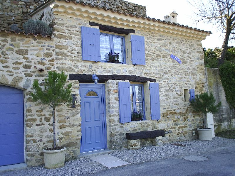 Maison couleur provence avie home for Couleur facade provencale