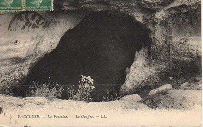 gouffre de la Fontaine de Vaucluse