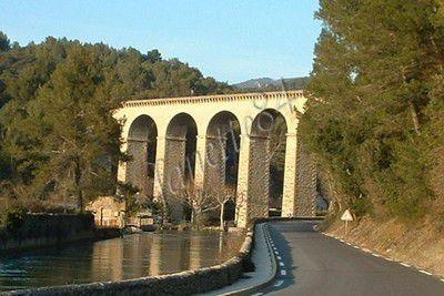 Pont et aqueduc de Galas
