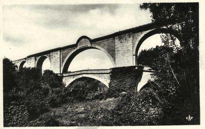 Aqueduc à Carpentras