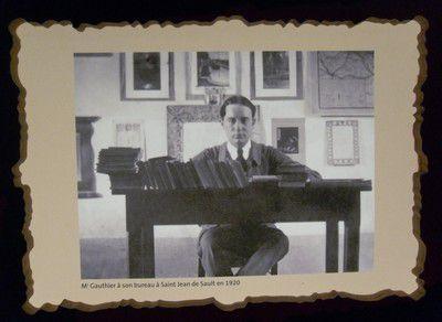 M. Gauthier (1920)