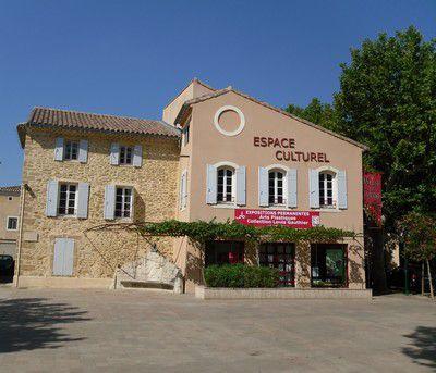 Espace culturel de Sainte Cécile les Vignes