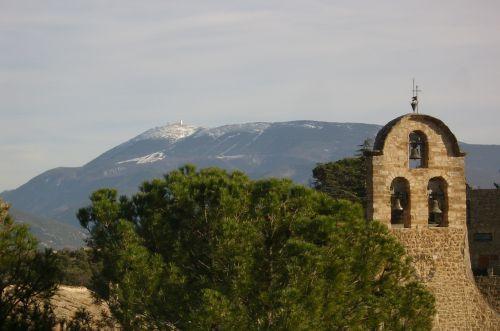 Eglise de Puyméras