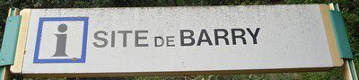 Site du Barry à Bolléne