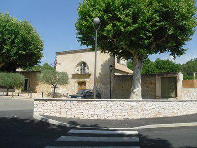 Chapelle des Pénitents à Mondragon