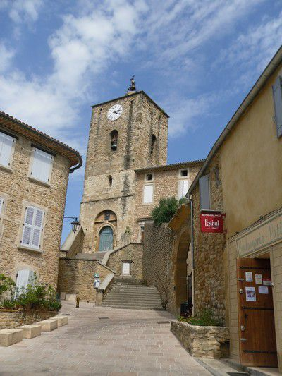 Eglise ST Pierre à Piolenc