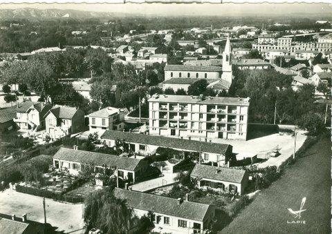 Cité Louis Gras au Pontet
