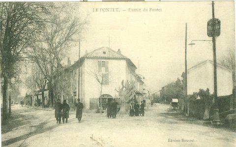 Le Pontet