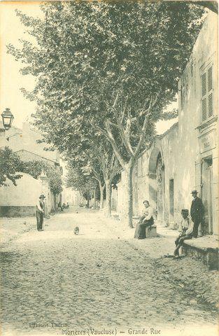 Moriéres les Avignon