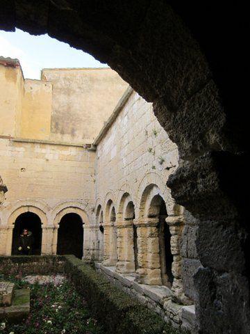 Arcade de la Synagogue de Cavaillon.