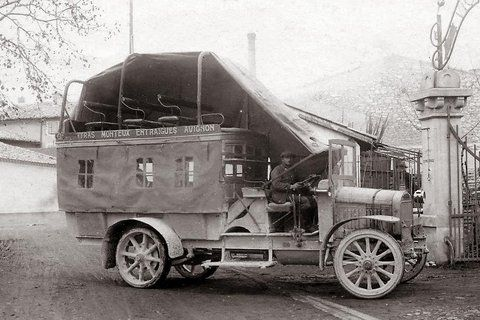 Autobus Carpentras