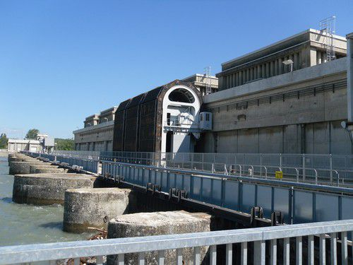 Barrage de Bolléne