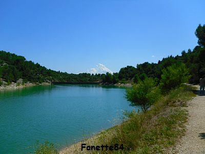 Lac du Paty à Caromb