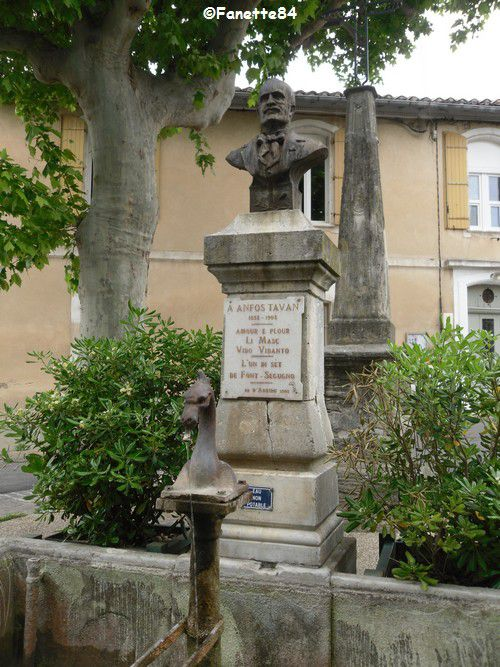 ANFOS TAVAN à Châteauneuf de Gadagne