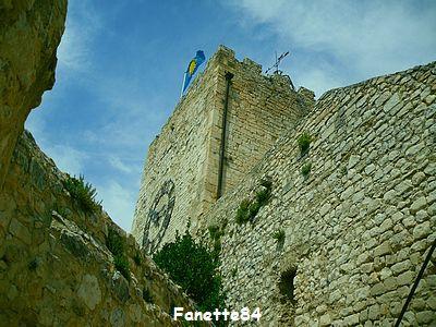 Tour de l'Horloge à Pernes les Fontaines
