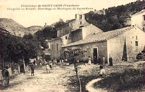 Pélerinage de St Gens