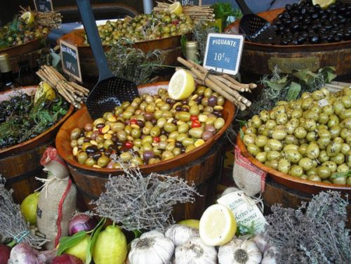 Olives de Provence